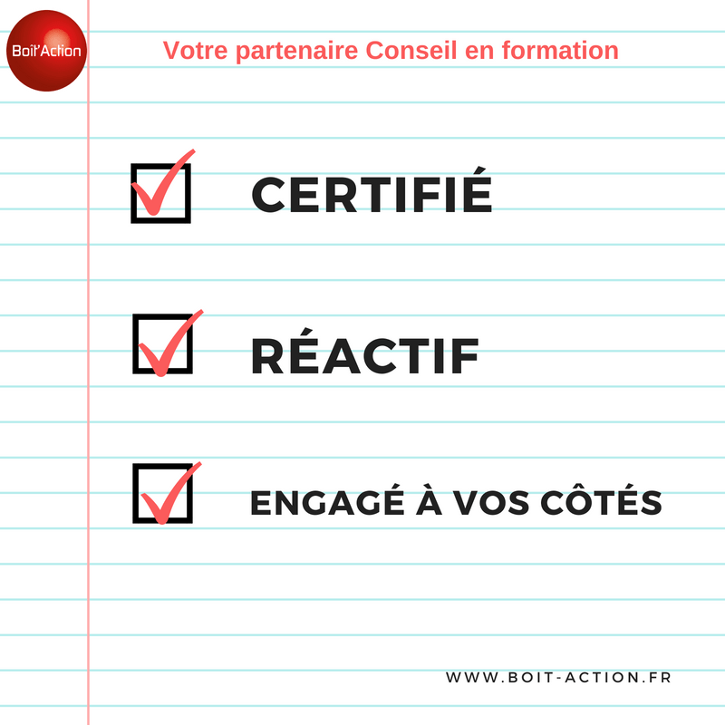 Conseil En Formation Certifié Rennes
