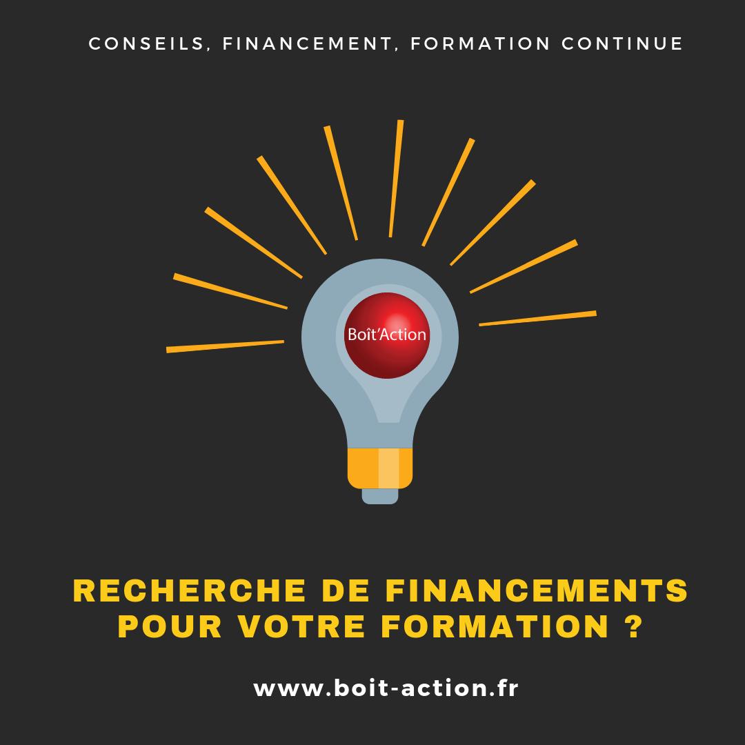 Recherche De Financements De Vos Formations à Rennes