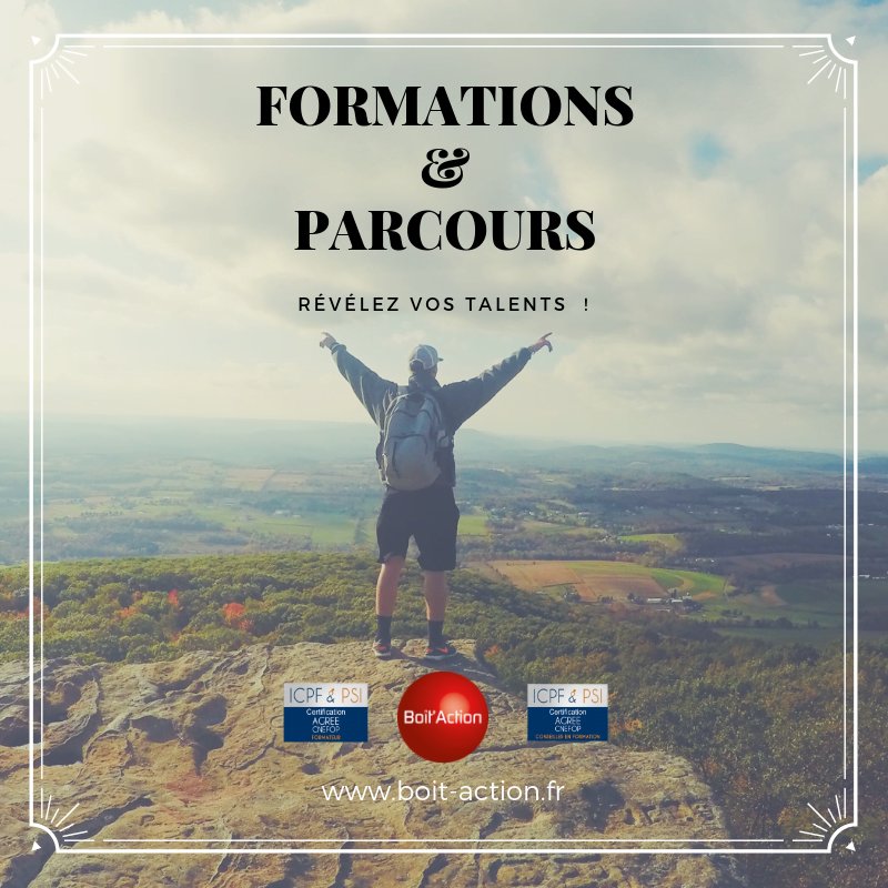 Formations & Parcours