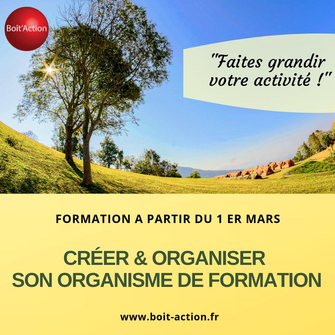 Se Former à Rennes Pour Créer Son Organisme De Formation