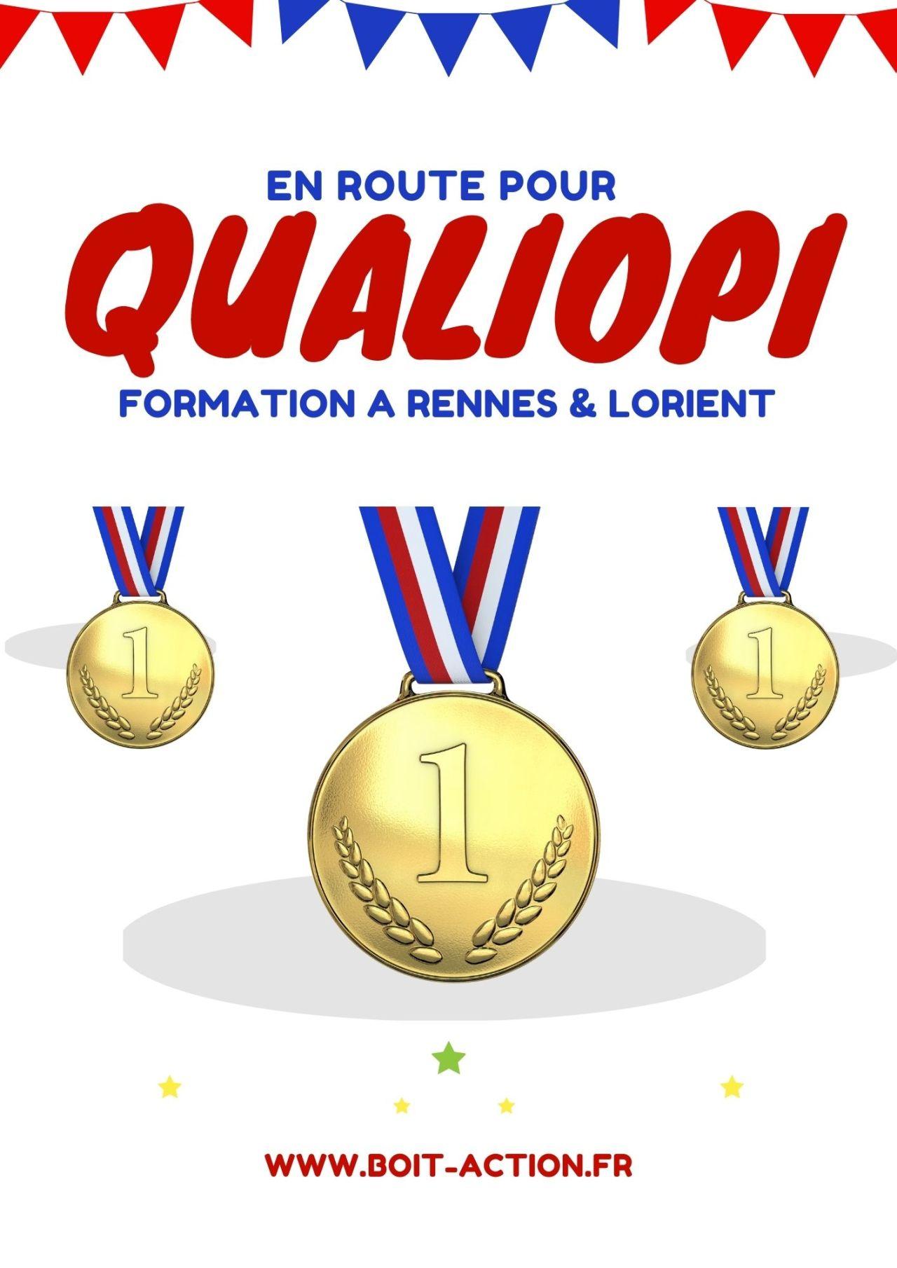 Formation Qualiopi Rennes
